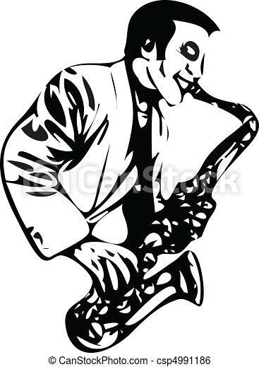 Png саксофон 6