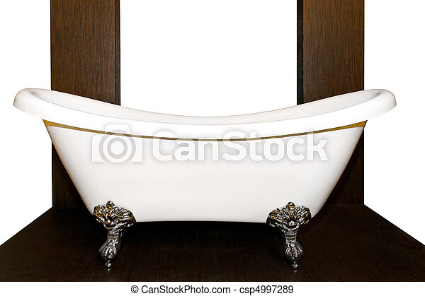 Bathtub - csp4997289