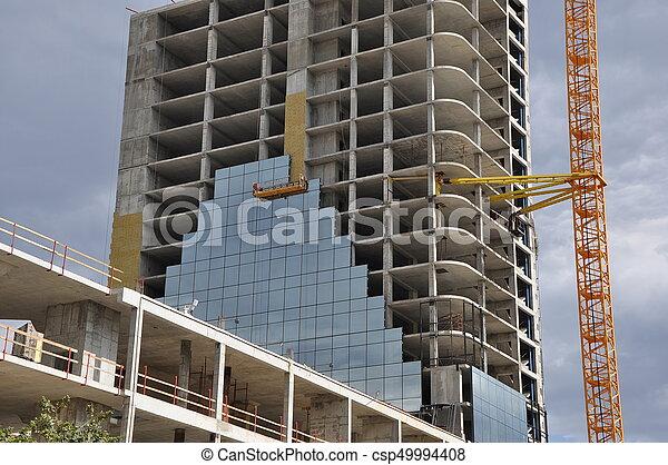 Construction tower - csp49994408