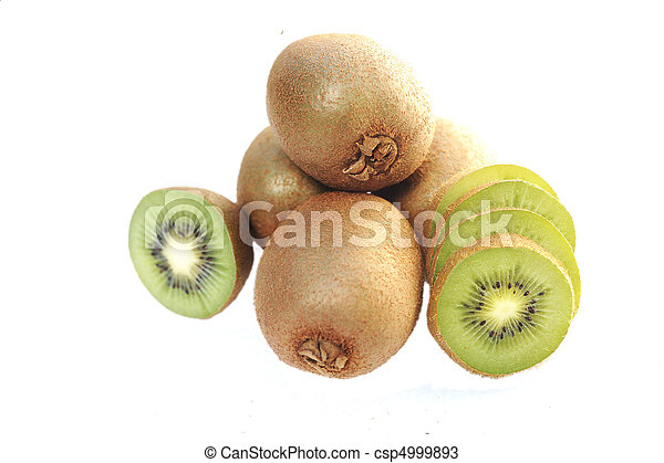 kiwi fruit  - csp4999893