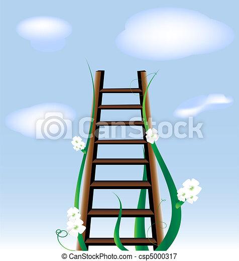 stairway to heaven  - csp5000317