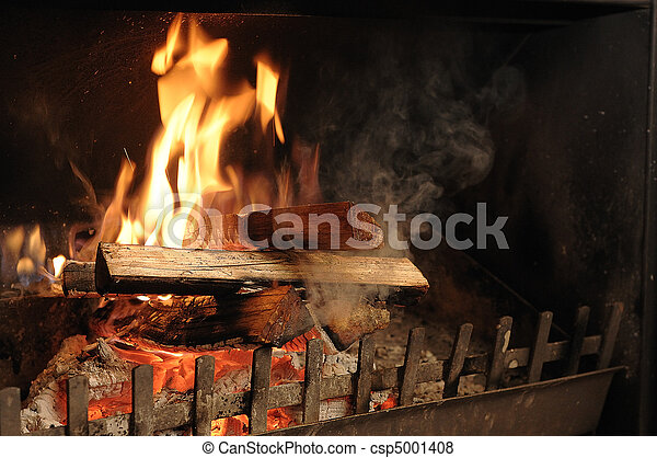 Fire place - csp5001408