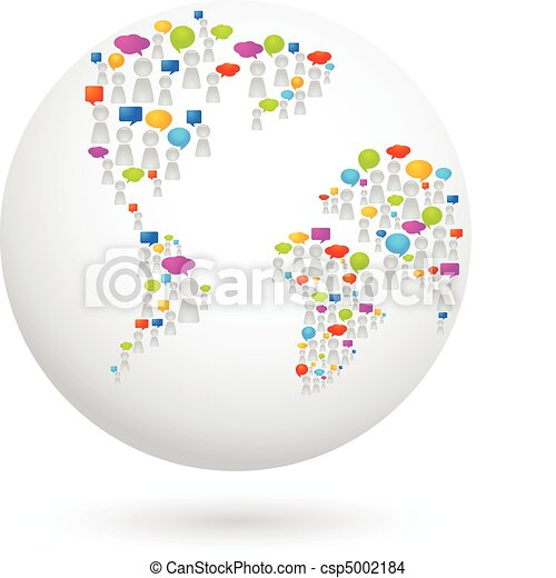 World dialog - csp5002184