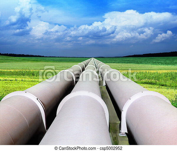 gas pipe line - csp5002952