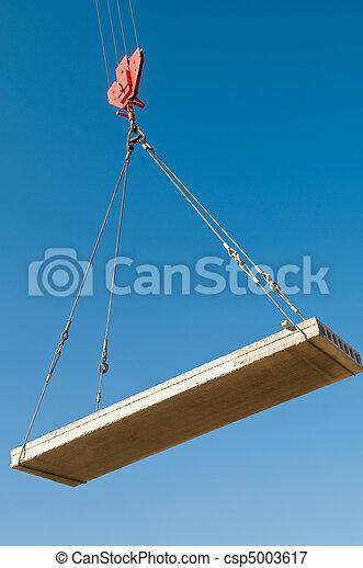 construction hoisting works - csp5003617