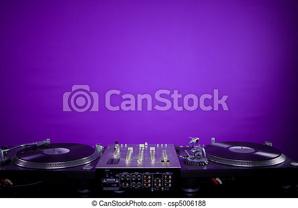 dj equipment - csp5006188