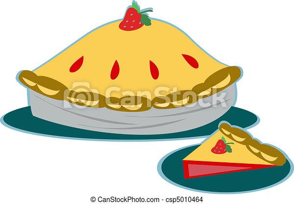 Strawberry Pie - csp5010464