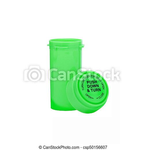 Prescription Medication Container - csp50156607