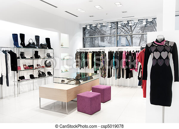 Clothing sales point women - csp5019078