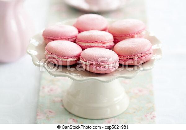 Macarons - csp5021981