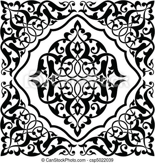 Arabesque Tile - csp5022039