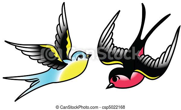 Songbirds - csp5022168