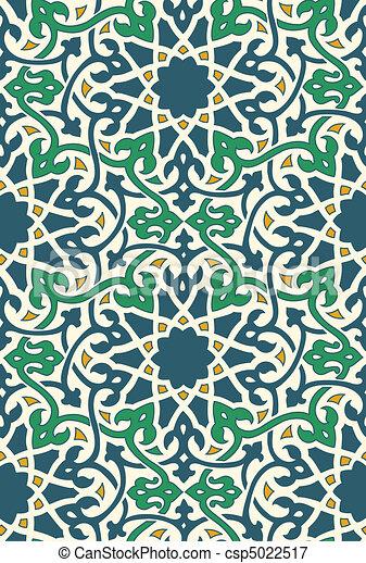 Arabesque Tile  - csp5022517