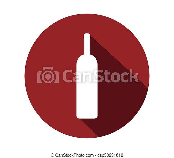 wine bottle - csp50231812
