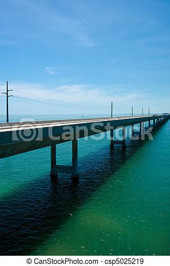 Overseas Highway - csp5025219