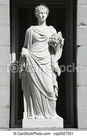Fertility allegory - csp5027251