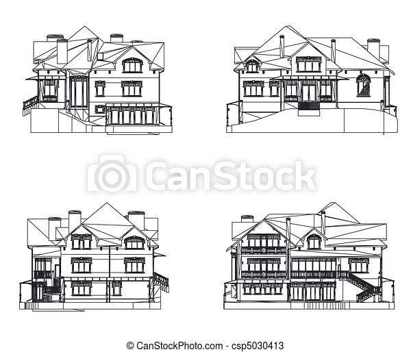 Albany Double Storey Duplex in addition Stock Illustration Farm Buildings Icons Vector Illustration Black White Version Image45605390 additionally Stock Illustration Hipster Wine Making Grape Vector Labels Logos Emblems Set Illustration Image74999187 likewise Stock Photos Dallas Tx Skyline Image28657393 further Architecture Blueprint Of A House Vector 5048091. on art modern house plans