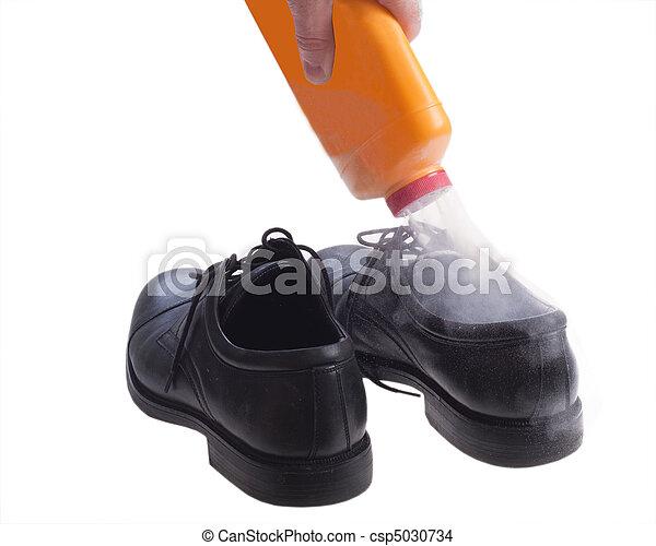 Foot odor powder - csp5030734