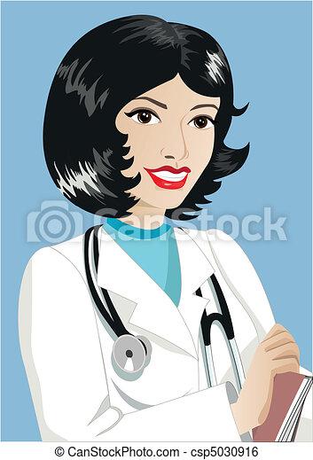 Therapist. Medicine. - csp5030916