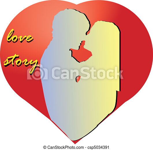 heart shape - csp5034391