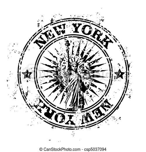 New York - csp5037094