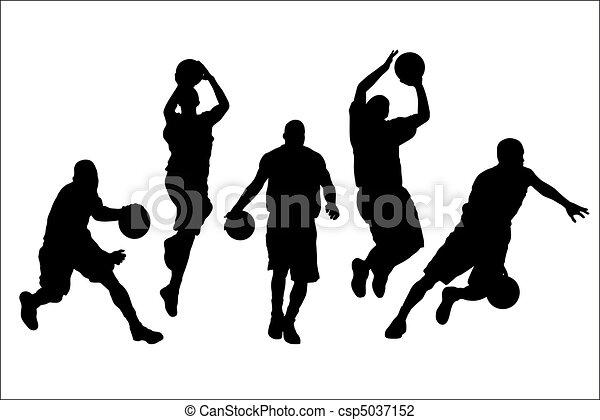 Basketball - csp5037152