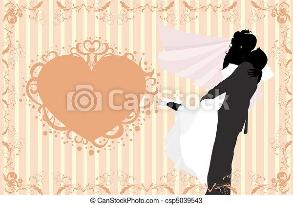 Wedding - csp5039543