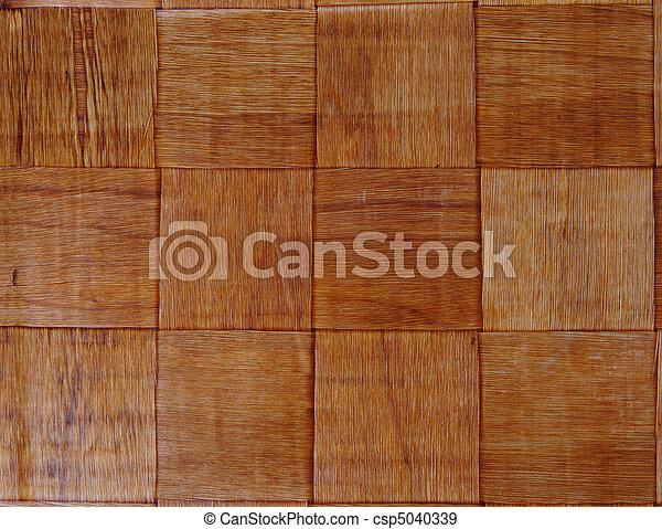 Weaved Bamboo Texture - csp5040339