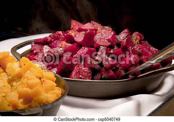 Cooked Beets - csp5040749
