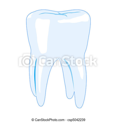 Tooth - csp5042239