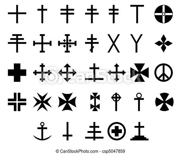 illustration de 33  symboles  croix illustration christian clipart showing kids christian clipart free download