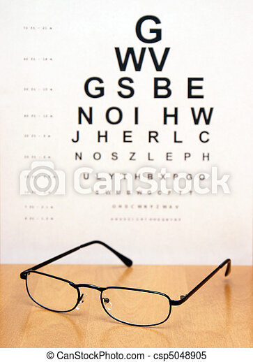 Eye Exam - csp5048905