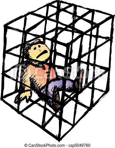 Cage - csp5049760