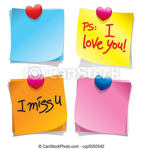 Memo Notes - csp5050542