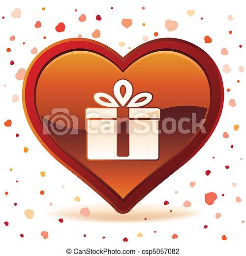 valentine's day gift - csp5057082