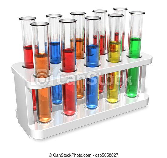 Test tubes - csp5058827