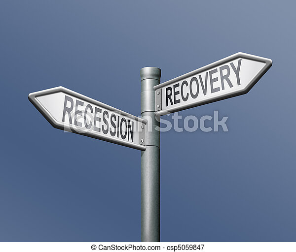 recession or recovery - csp5059847
