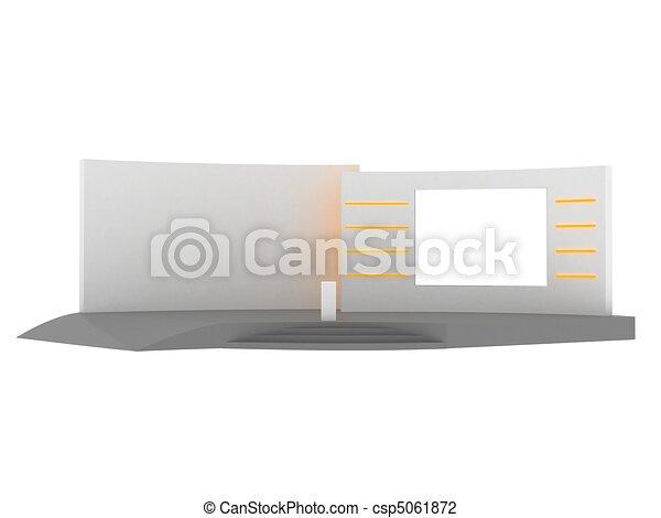Stage Interior-Exterior Samples Series - csp5061872