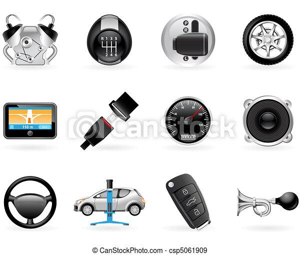 Car options - csp5061909