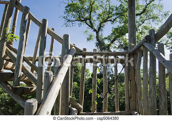 Birdwatching Tower - csp5064380