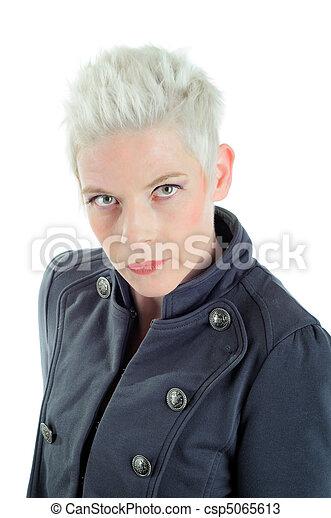 Short Hair - csp5065613