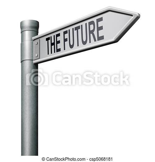 road to the future - csp5068181