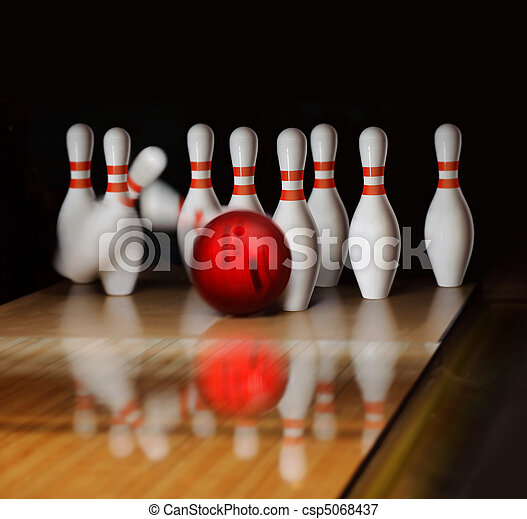 bowling - csp5068437