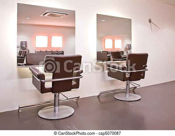 beauty salon - csp5070087