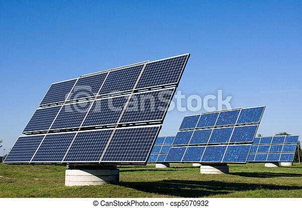 Solar energy plants - csp5070932