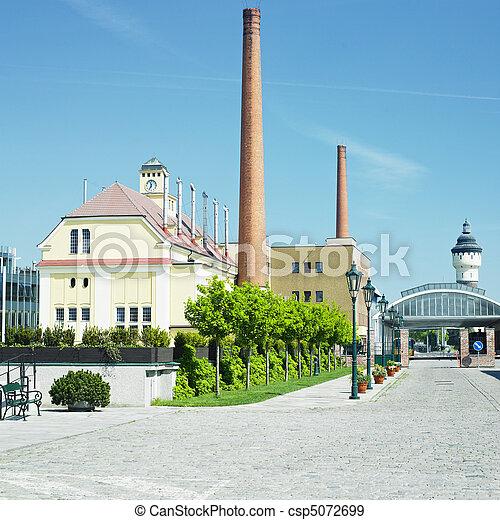 brewery, Plzen (Pilsen), Czech Republic - csp5072699