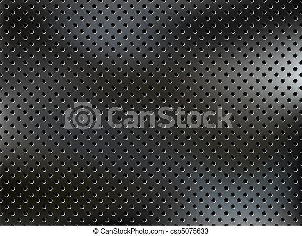 Net background. - csp5075633