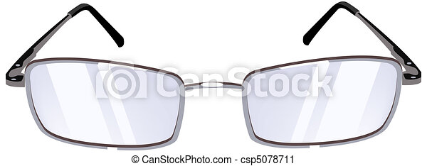 Women's Glasses - csp5078711