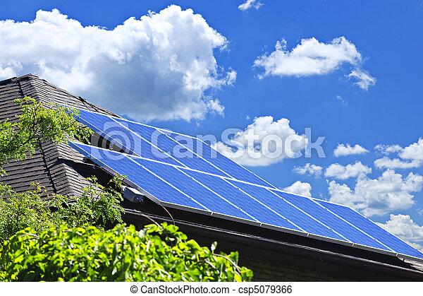 Solar panels - csp5079366