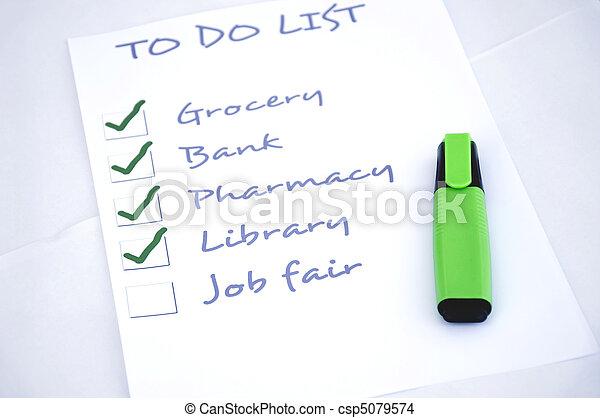 Job fair - csp5079574